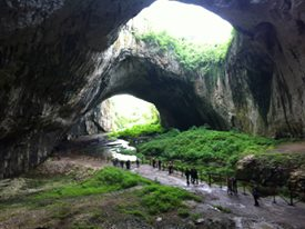 деветащката пещера разходки край София