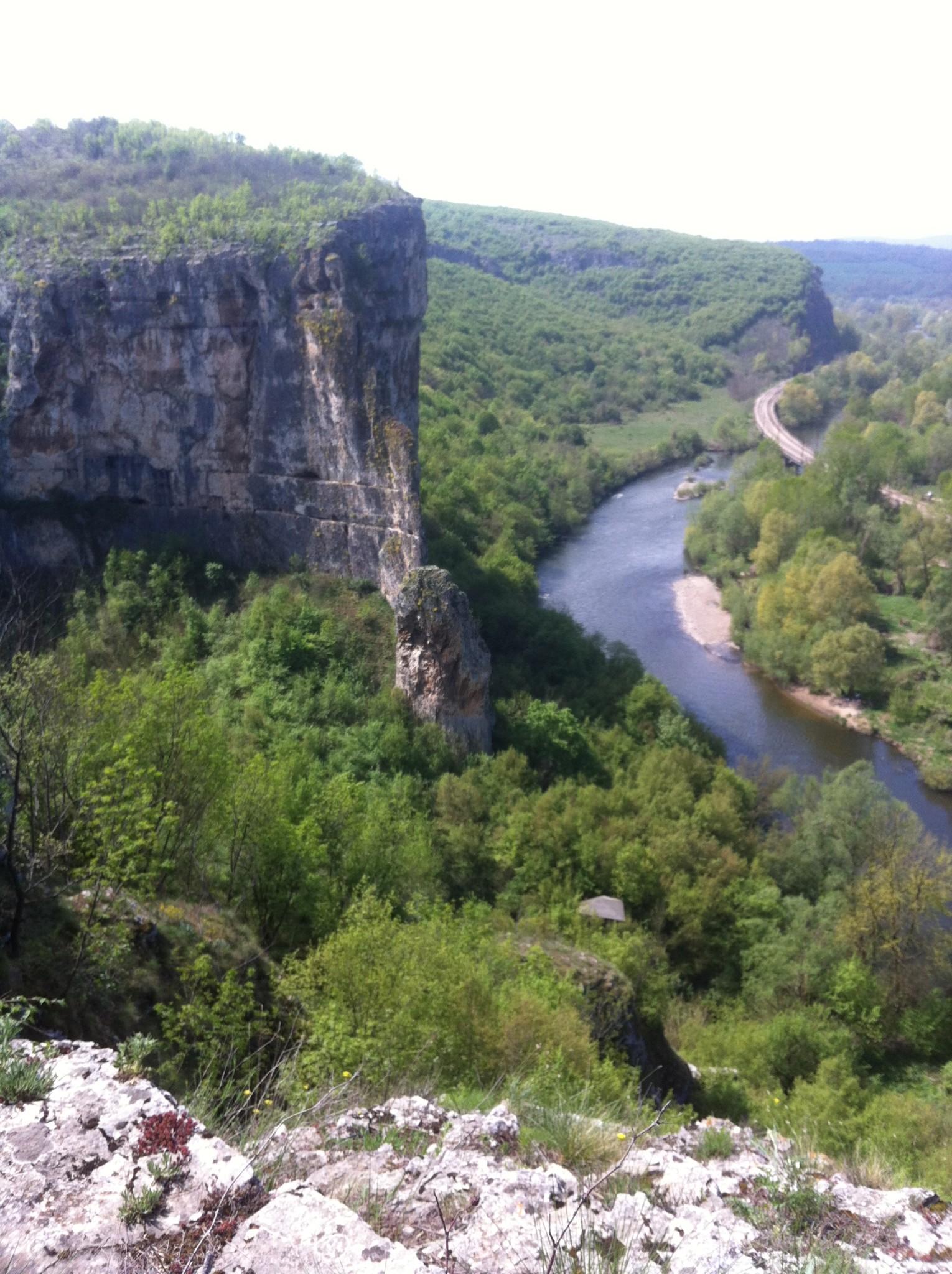 искърско дефиле  пролетни разходки край София