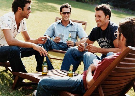 какво пият мъжете