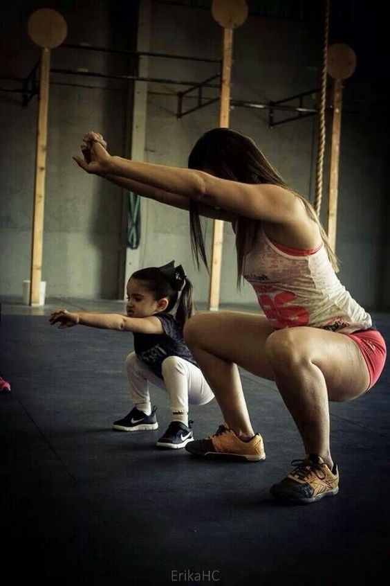 упражнения клекове