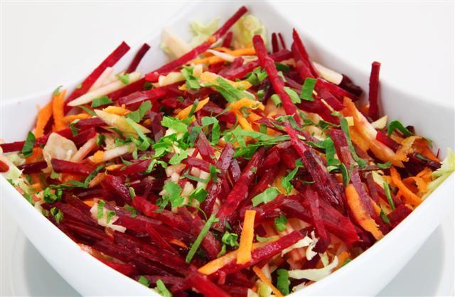 витаминозна салата рецепти