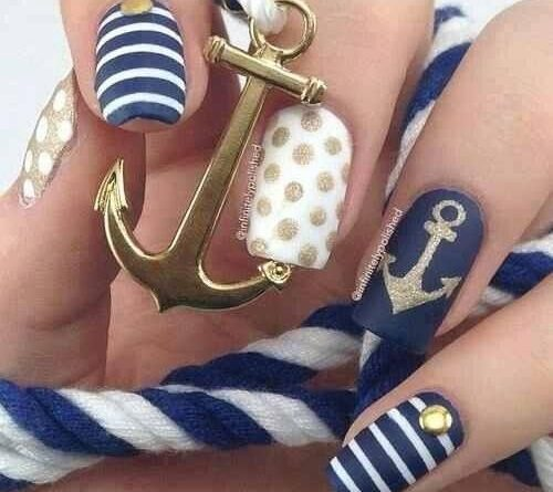 морски маникюр