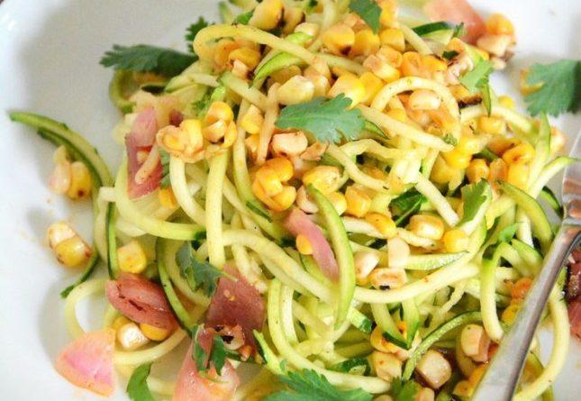 летни рецепти със зеленчуци и плодове