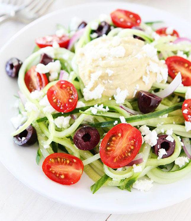 гръцка салата летни рецепти