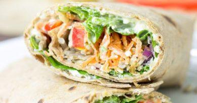 лесен и здравословен обяд
