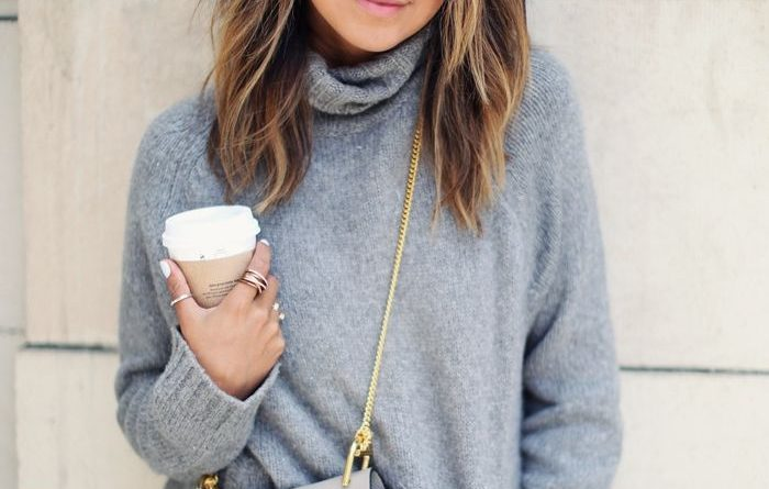 големите пуловери тази есен