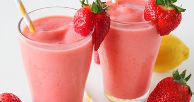вкусно ягодово смути