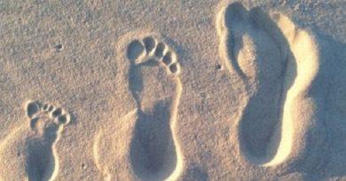семейни снимки на плажа