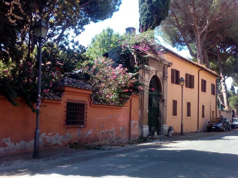 Рим в цветове