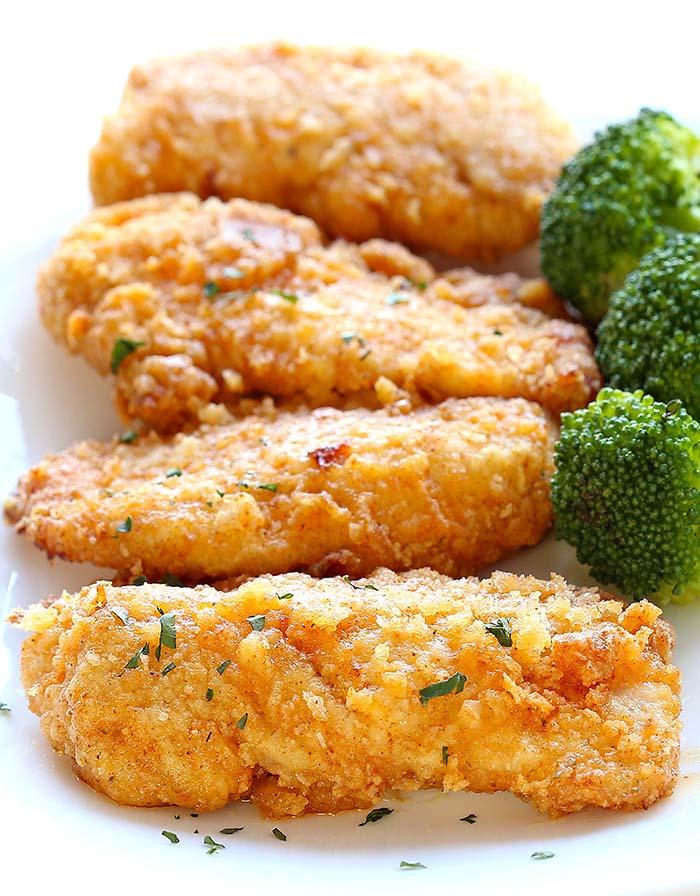 Най-вкусното печено пиле