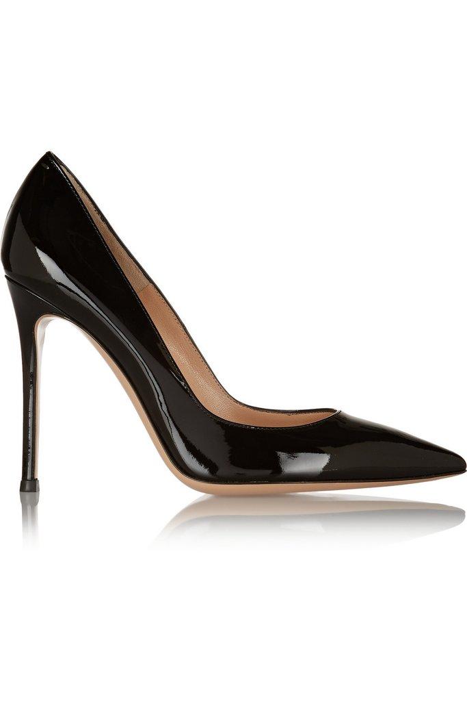калсически високи токчета обувки