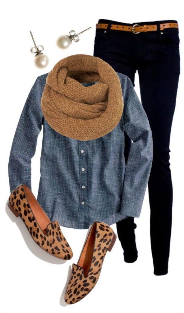 дънкови ризи и якета