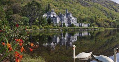 7 магически замъка в Ирландия