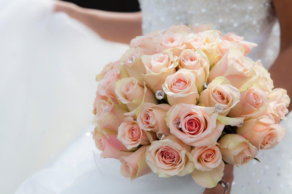 букетът за сватбата
