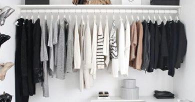 детоксикация на гардероба