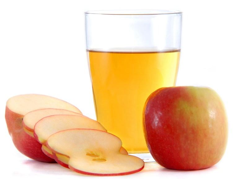 ябълков оцет срещу акне