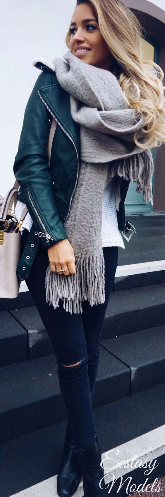 зимни комбинации дрехи