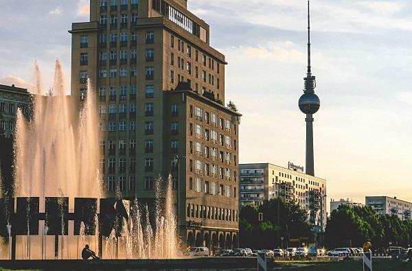 Берлин най-красивият град
