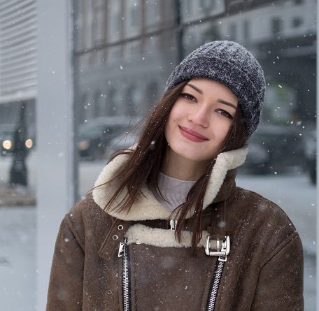 зимна мода 2018