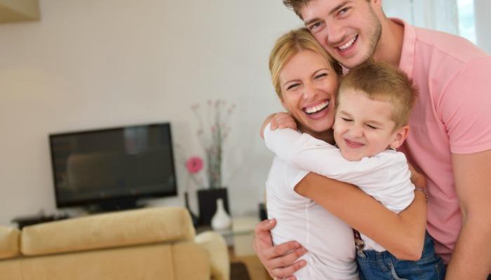 отглеждане на деца: щастливи и мотивирани