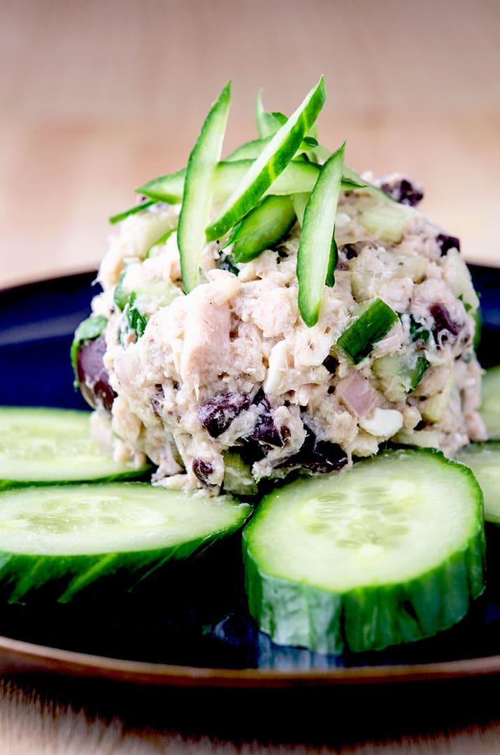 рецепта за салата с риба тон