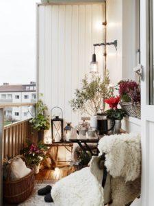 идеи за балкон 7