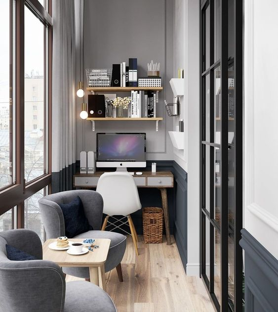 идеи за тераса офис
