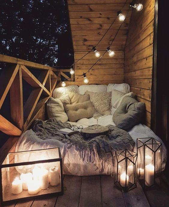 спалня отвън