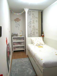 детска спалня на тераса
