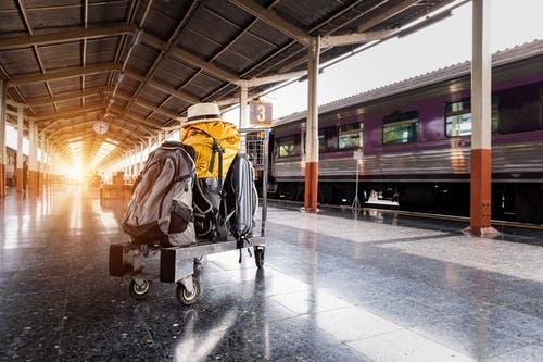 пътуване и багаж