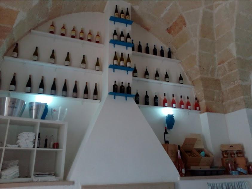 виното в Пулия