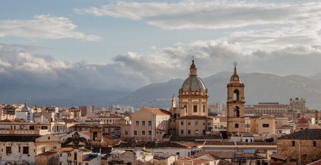 посещение на Палермо, Сицилия