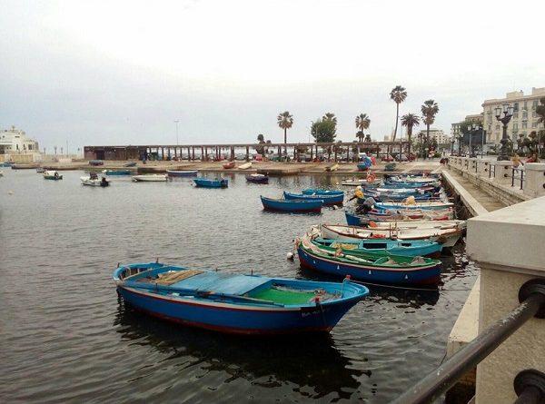лодките на Бари