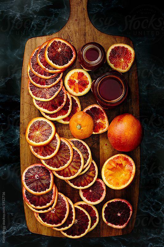 кървав портокал