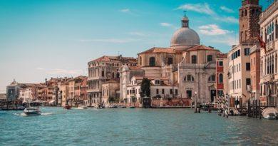 Прекрасна Венеция