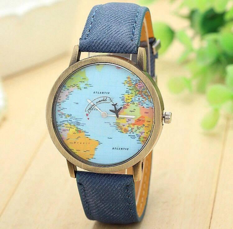 часовник за пътешественици