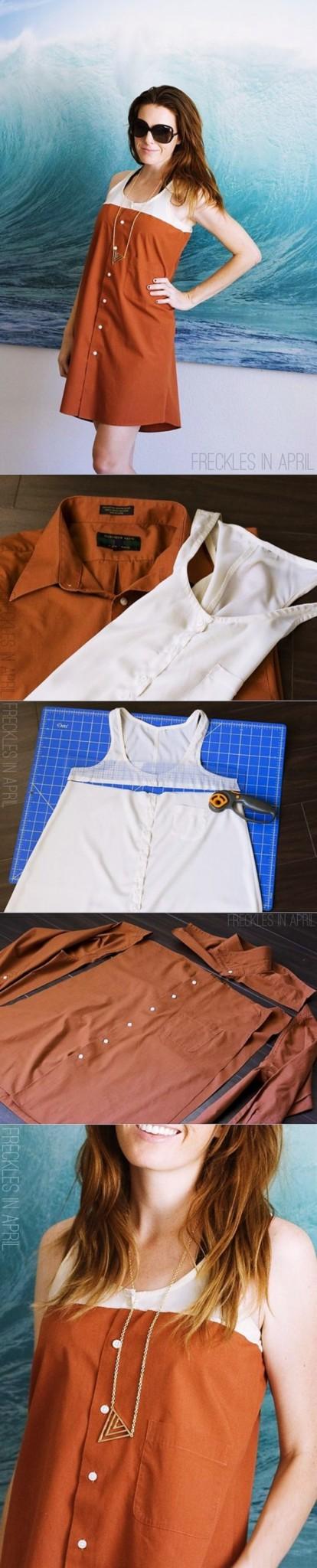 нов живот за старите дрехи - 2
