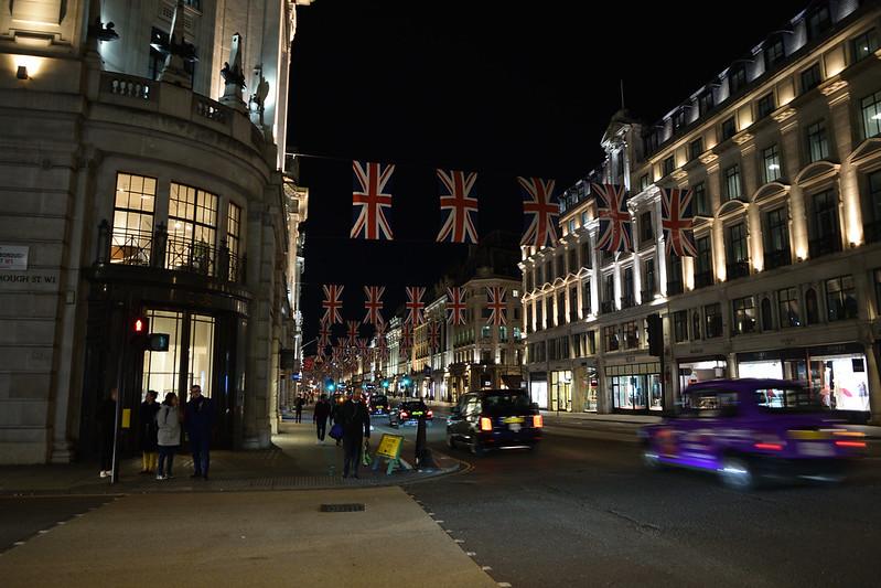 Нощен Лондон