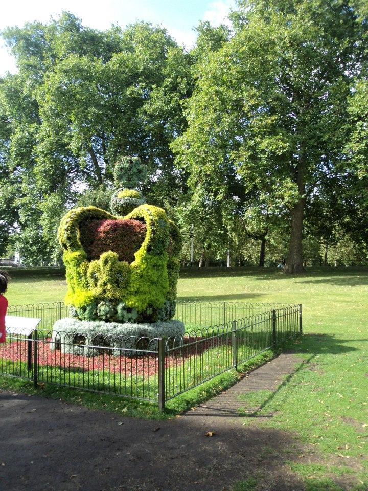Грийн парк Лондон