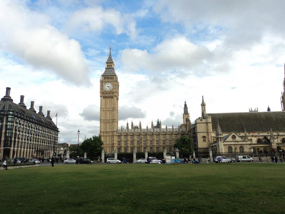 гледки над Лондон