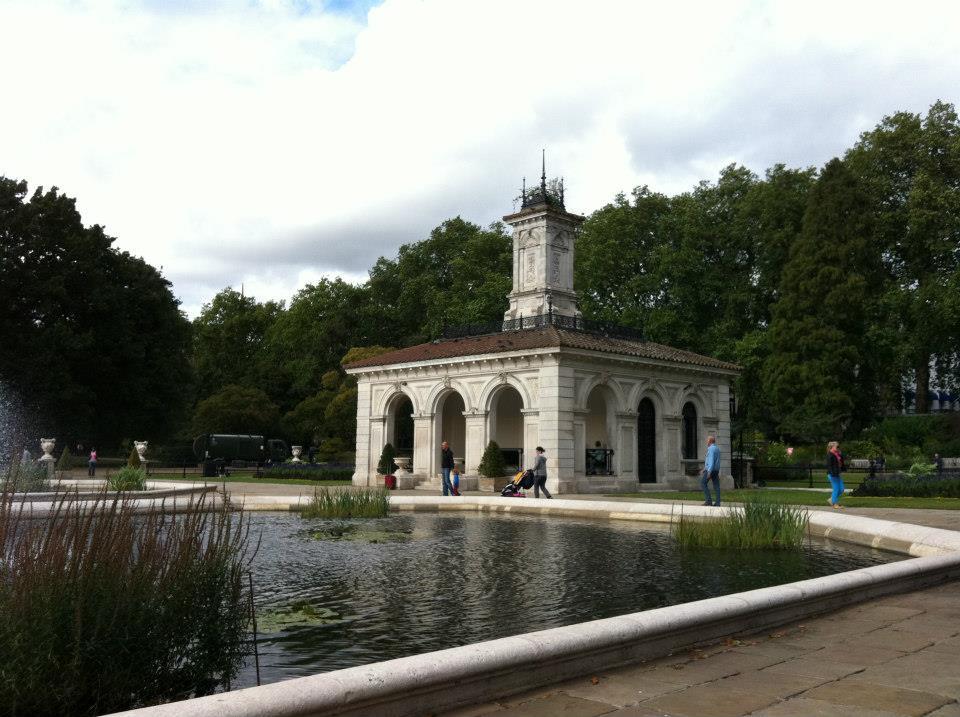 Хайд парк Лондон