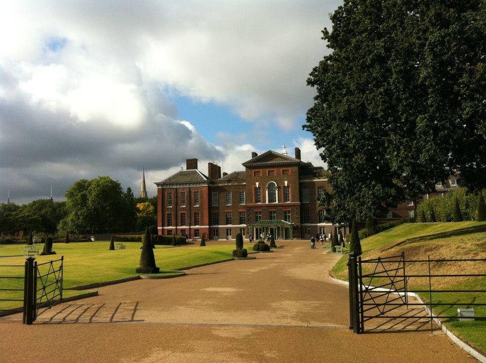 Дворецът в Кенсингтън