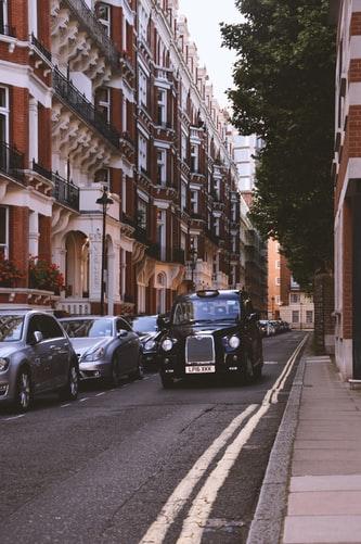 лондонски улици