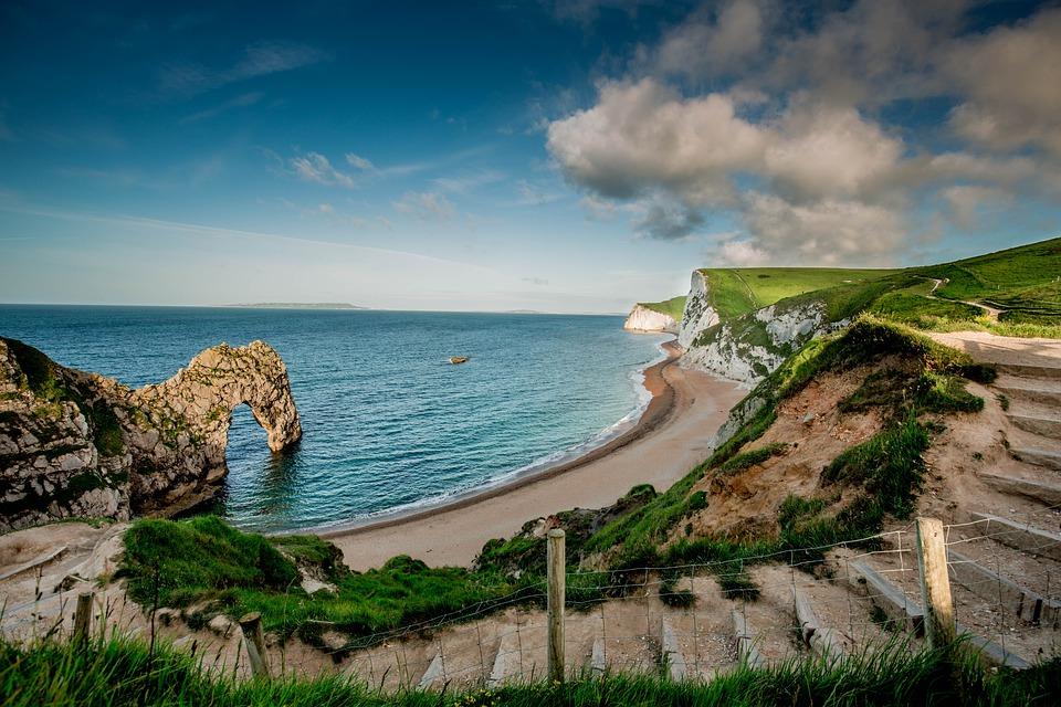 море Англия