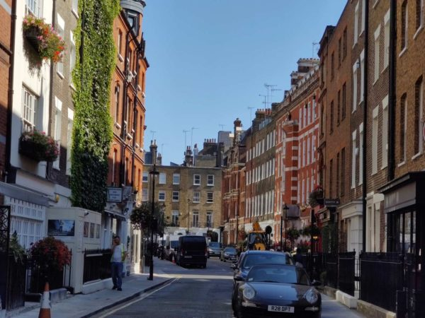 Лондонски квартали