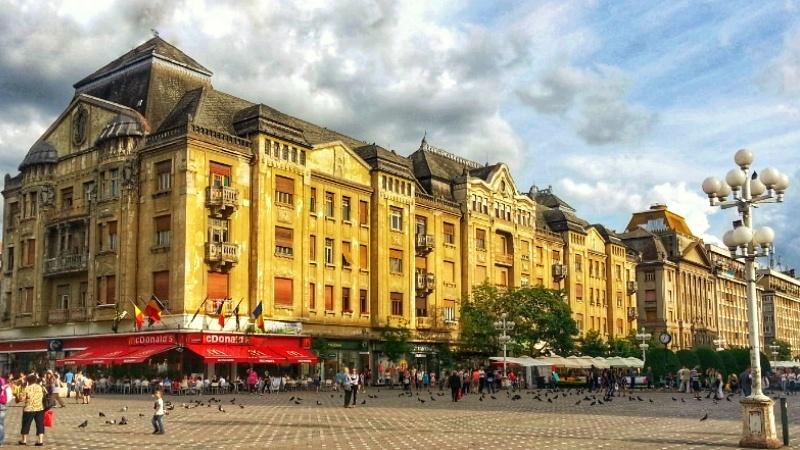 Забележителности в Румъния-Тимишоара