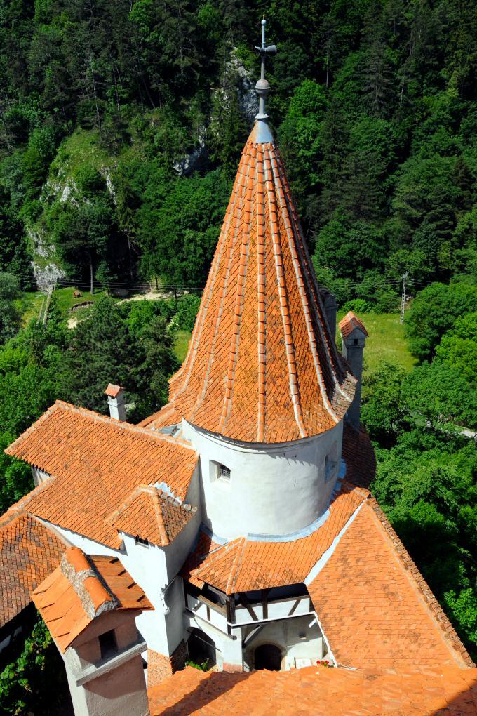 замъкът Бран 1