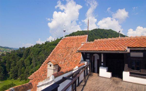 терасата на замъка