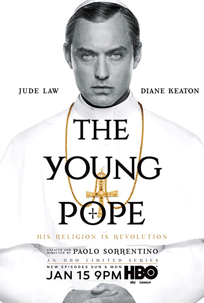 Младият папа сериал