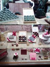 местен шоколад